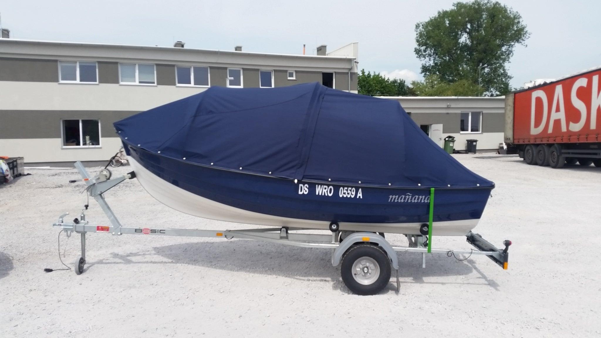 Plandeka na łódź SUNBRELLA